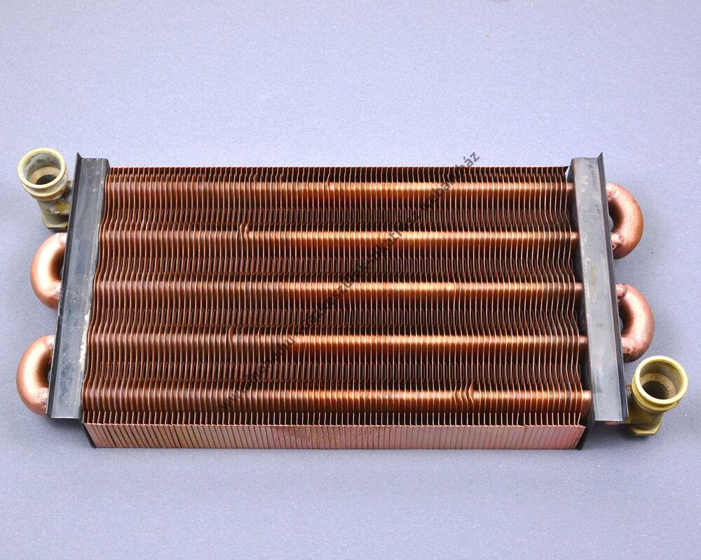 Hőcserélő kéményes, 24 kW